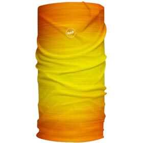 HAD Coolmax Next Level Scaldacollo tubolare, giallo/arancione